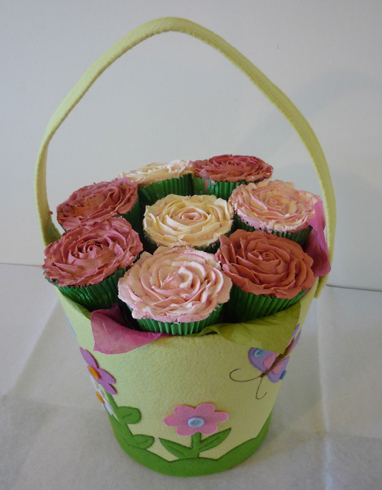 Cake Pops Mothers Day Cupcake Bouquets