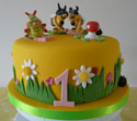 Celebrations - Caterpillar Cake