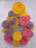 Celebration Cupcakes Chrysanthemum