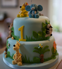 Celebrations - Jungle Cake