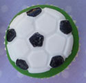 Corporate - Football Sports Cupcakes