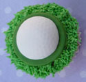 Corporate - Golf Sports Cupcakes