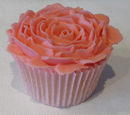 Rose Cupcakes - Weddings