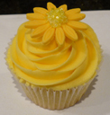 Sunflower Cupcakes - Just For Her