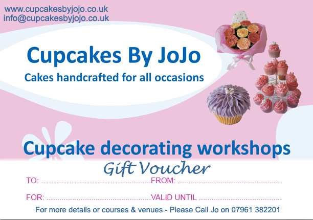 Cake Decorating Store Voucher Codes : Cake Decorating Classes - Cakes & Cupcakes Handcrafted for ...