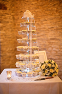Cupcake Tower - French Rose Weddings