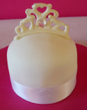 Tiara Cake - Weddings