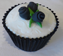 Classic Flower Cupcakes - Weddings